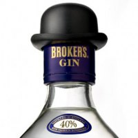 Broker´s London Gin marca S/N