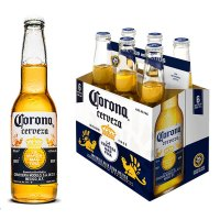 Corona Six Pack x 330ml marca