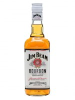 Jim Beam White Bourbon marca Jim Beam