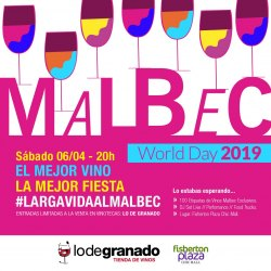 Malbec World Day 2019