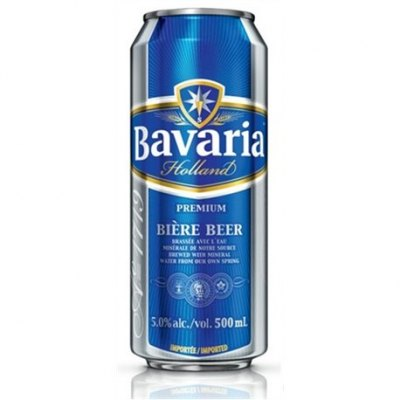 Bavaria Premium Beer 500ml