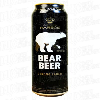 Bear Beer Strong 7.7% 500ml