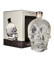 Crystal Head Vodka marca