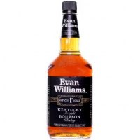 Evan Williams Black Bourbon  marca