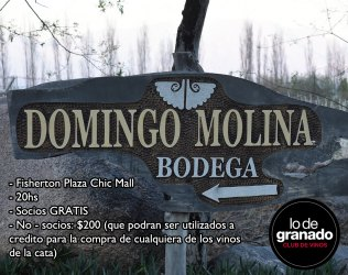 Domingo Molina En Fisherton !!!